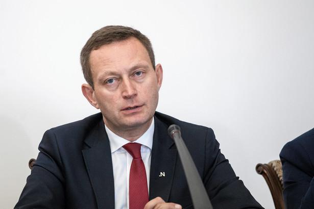 Paweł Rabiej nie widzi powodów, by ustępować Rafałowi Trzaskowskiemu