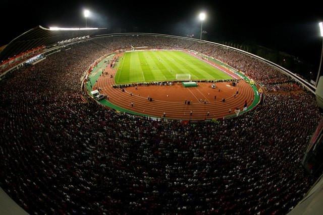 """Stadion """"Rajko Mitić"""""""