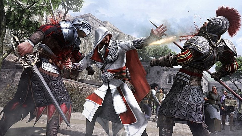 Assassin's Creed: The Ezio Collection bardzo blisko oficjalnej zapowiedzi?