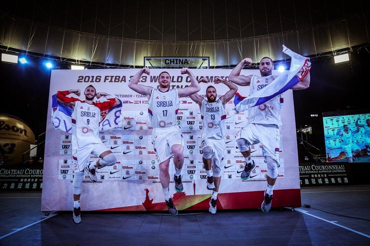 Reprezentacija Srbije u basketu