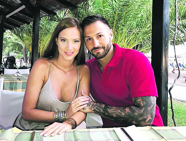 Nenad Ilić Ša i supruga Ivana-01 foto Instagram