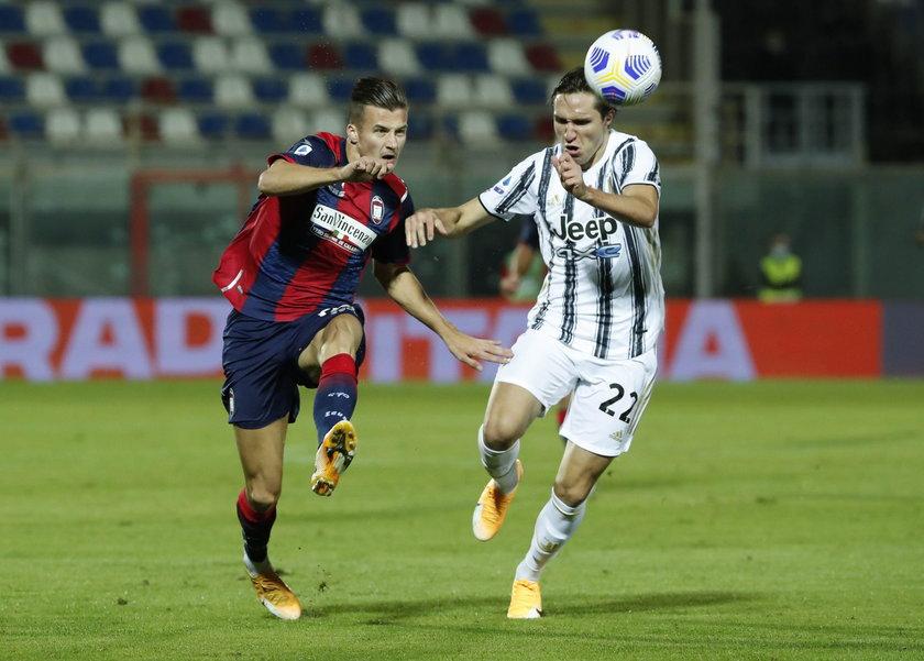 Gdzie nie trafi z Atalanty, tam klub walczy o utrzymanie. Podobnie jest teraz z Crotone.