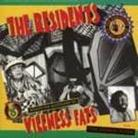 "The Residents - ""Whatever Happened To Vileness Fats?/The Census Taker"""