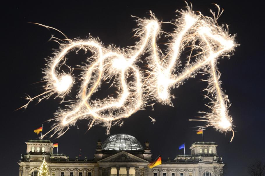Turn of the Year 2013/14 in Berlin