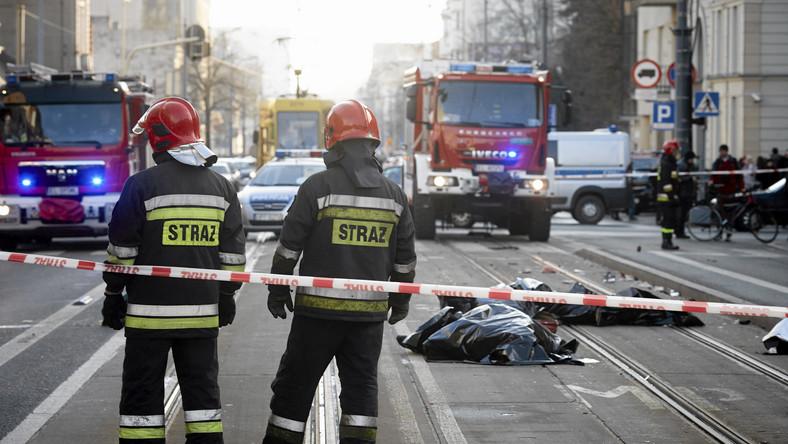 Motorniczy z Łodzi usłyszał zarzuty. Grozi mu 12 lat więzienia
