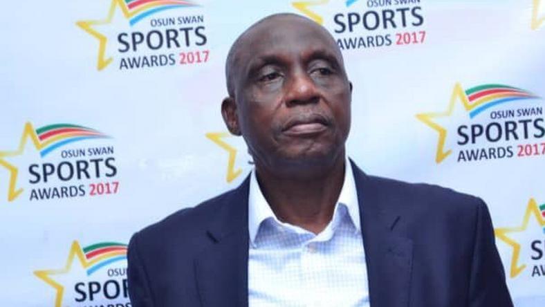 Former Nigeria international and football administrator Taiwo Ogunjobi dies after a brief illness (Twitter/iambolar)