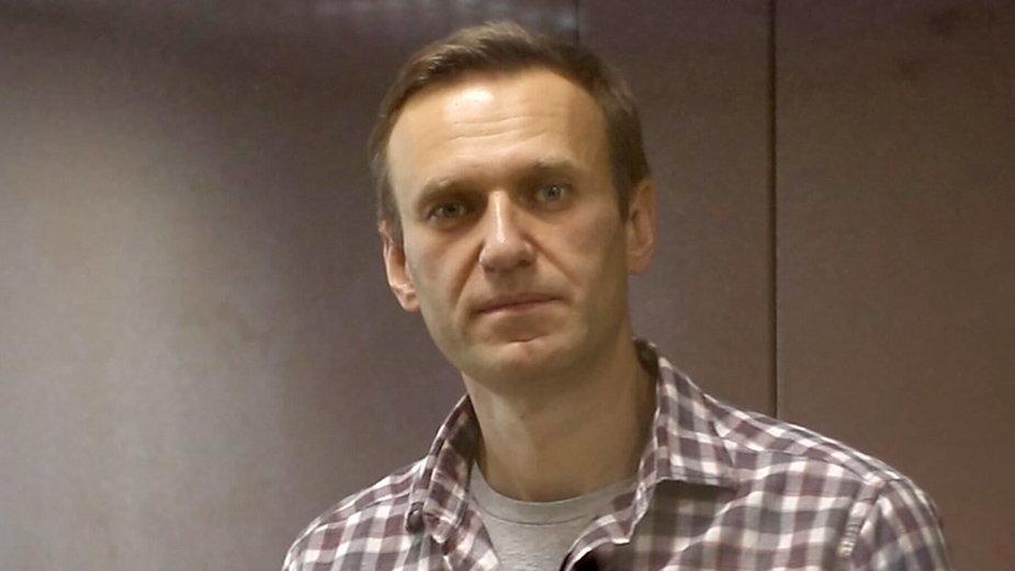 Aleksiej Nawalny od lutego br. przebywa w kolonii karnej