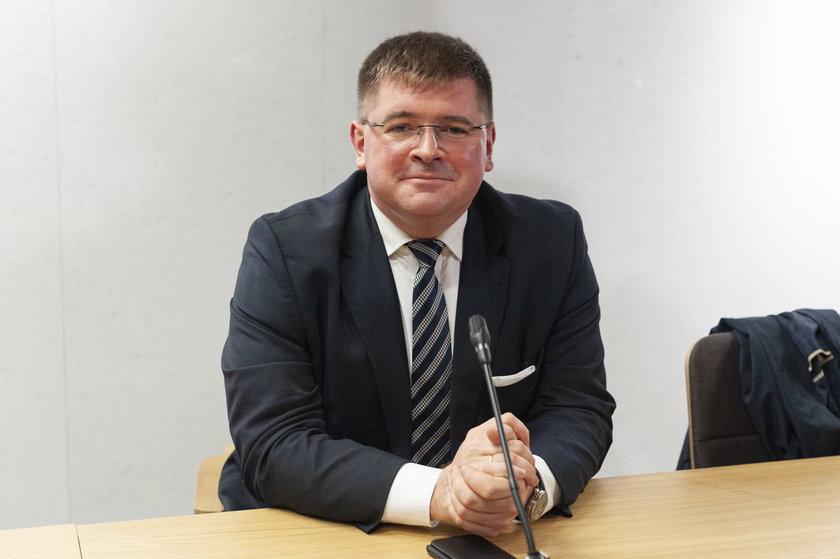 Wiceminister edukacji i nauki Tomasz Rzymkowski