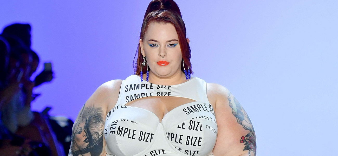 Tess Holliday fot. Mike Coppola/Getty AFP/East News