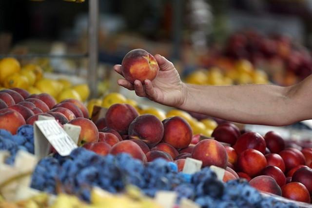 Porasla prodaja voća