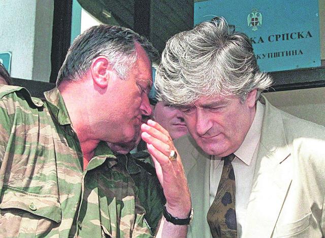 Sa Mladićem najodgovorniji za ratne zločine u BiH