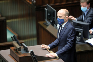 Budka: KO zaproponuje w Senacie uchwałę ws. budżetu UE