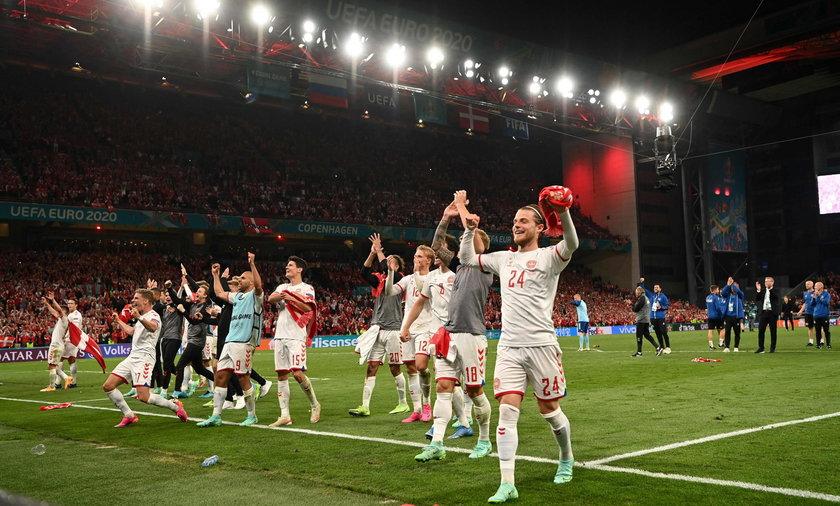 Euro 2020 - Group B - Russia v Denmark