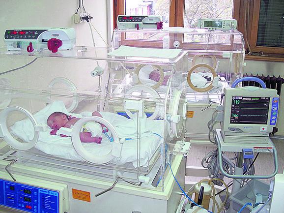 Najvažnija briga o  bebama na neonatologiji