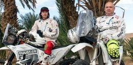 Start w Rajdzie Maroka Jacka Czachora i Konrada Dąbrowskiego. Już odliczają dni