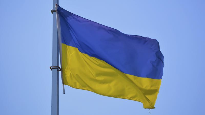 Hymn Ukrainy