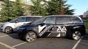 Francuzi testują autonomiczne pojazdy z amatorami