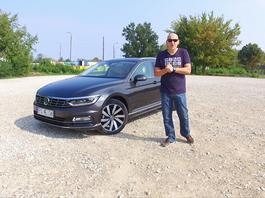 Volkswagen Passat 2.0 TDI - Robert testuje