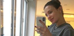 Sara Boruc cały tydzień wywoływała poród. I co?