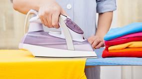Jak prasować ubrania?