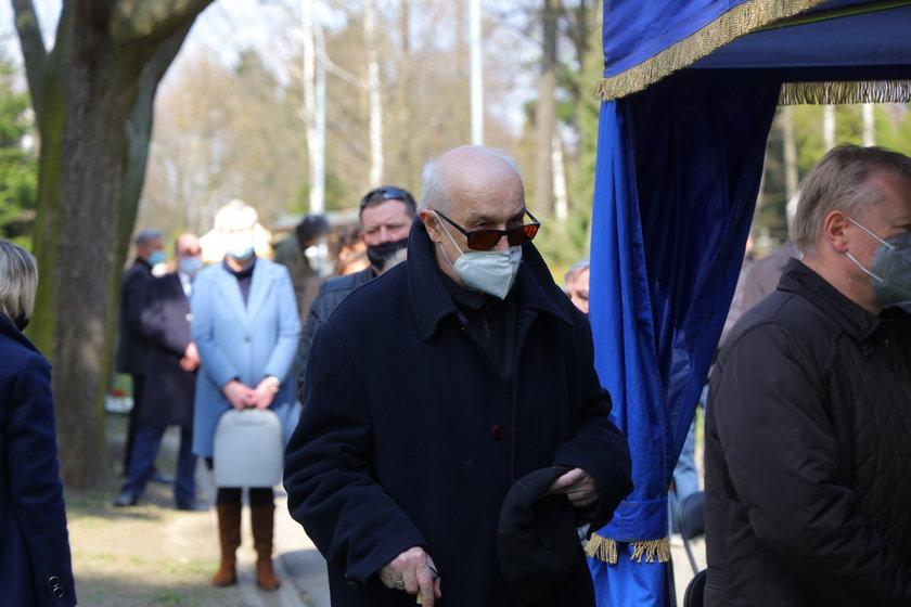 Jerzy Kropiwnicki, były prezydent Łodzi