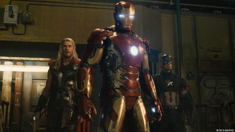 Avengers. Czas Ultrona - kadr z filmu