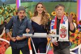 Nina Seničar, Nenad Okanović, Nele Karajlić