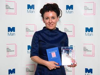 Olga Tokarczuk zdoby?a Man Booker International Prize 2018