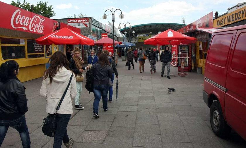 Kraków jest brudny na Euro