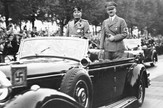 adolf hitler mercedes
