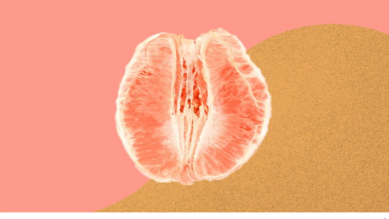 Here's what a normal vagina supposed to look like [Credit: Self]