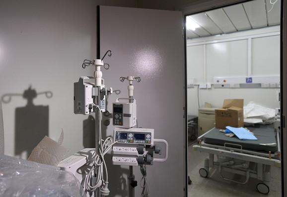 Modularna bolnica u Vuhanu