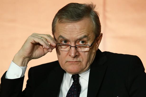 Profesor Gliński zapowiedział, że w nowym programie PiS-u będą dopracowane kwestie, które już są w nim zawarte