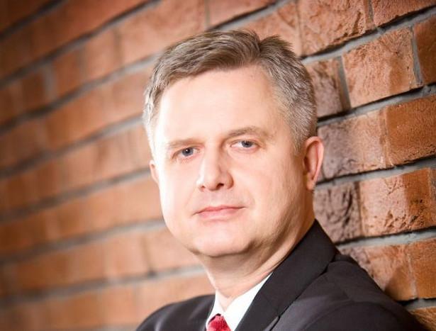 Jarosław Zagórowski prezes Jastrzębskiej Spółki Węglowej w latach 2007–2015