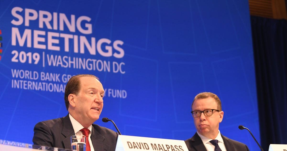 4 things we learned from World Bank Group President's recent