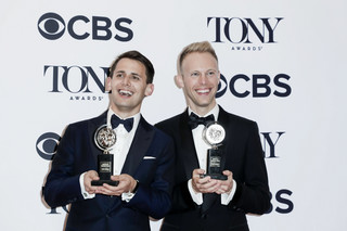 USA: 'Dear Evan Hansen' z nagrodą Tony dla najlepszego musicalu