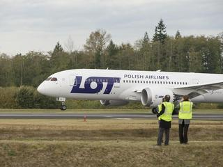 Dreamliner, fot. mat. prasowe LOT
