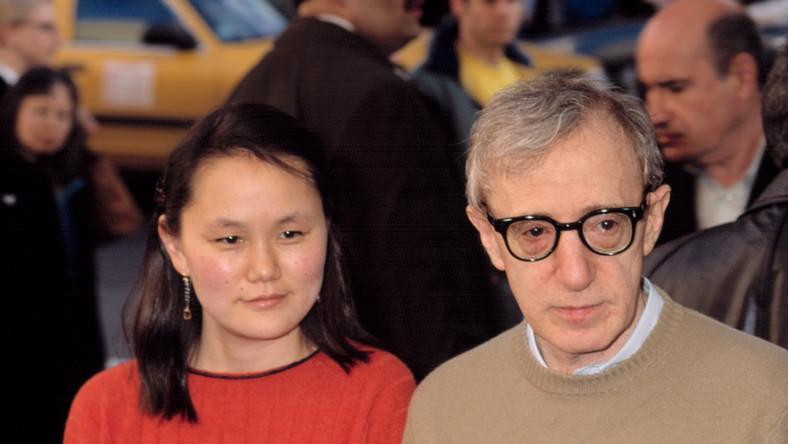 Soon Yi-Previn oraz Woody Allen