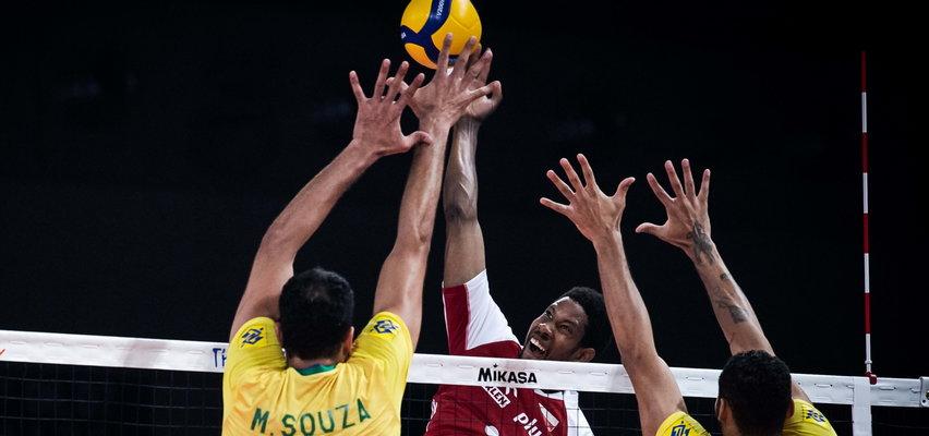 Dwa niezłe sety to za mało. Polska przegrała w finale Ligi Narodów z Brazylią