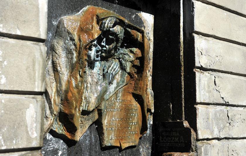 fontanna kochanków z ulicy kamiennej
