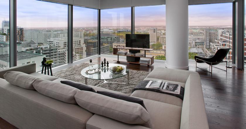 Nawet o 7 procent wrośnie w tym roku sprzedaż warszawskich apartamentów typu premium
