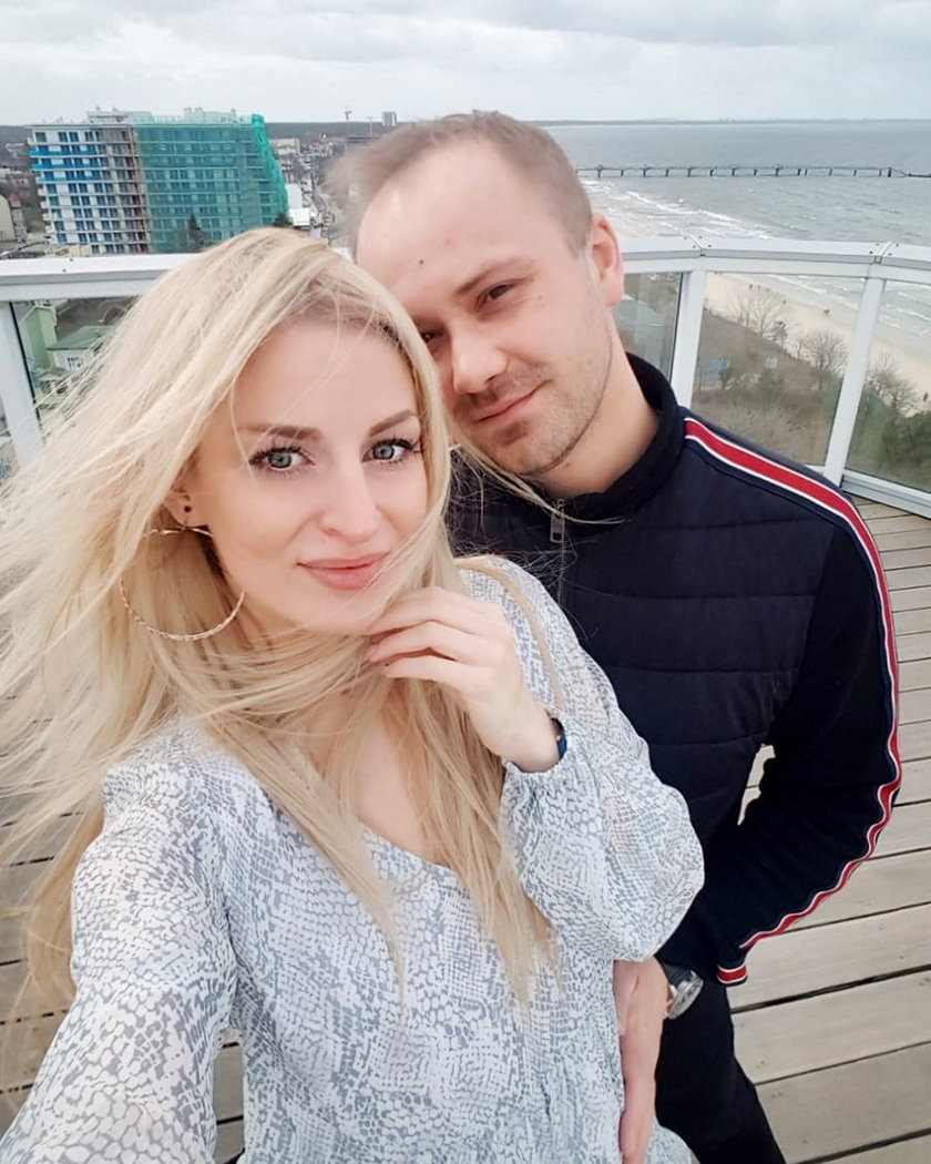 """Anita i Adrian z programu """"Ślub od pierwszego wejrzenia"""""""