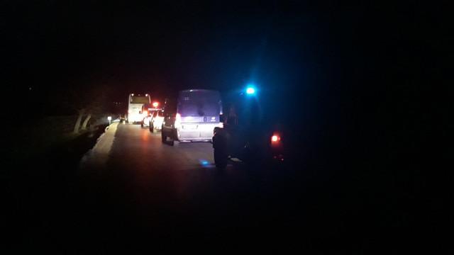 Policija je nastavila potragu i tokom noći