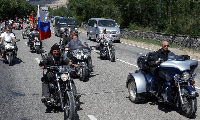 Aleksander Załdostanow i Władimir Putin