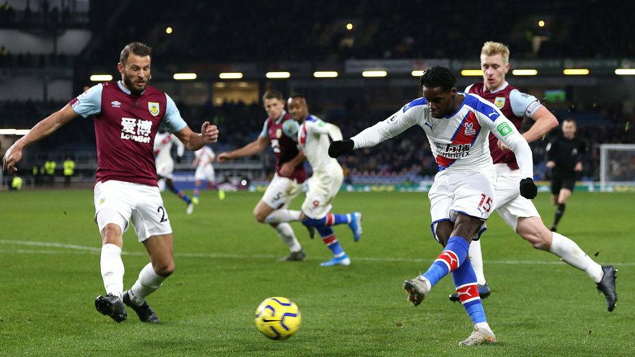 Burnley FC - Crystal Palace