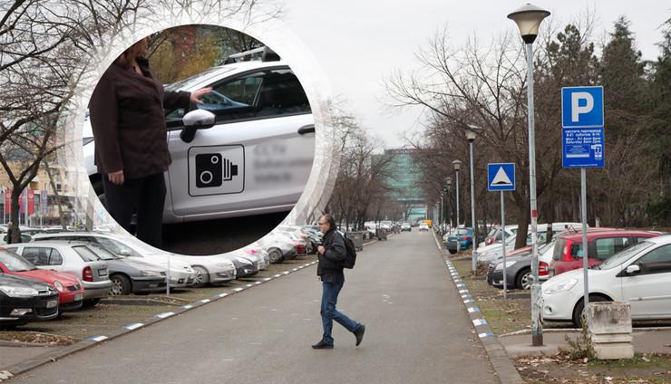 parkiranje foto RAS Aleksandar Slavkovic, Youtube