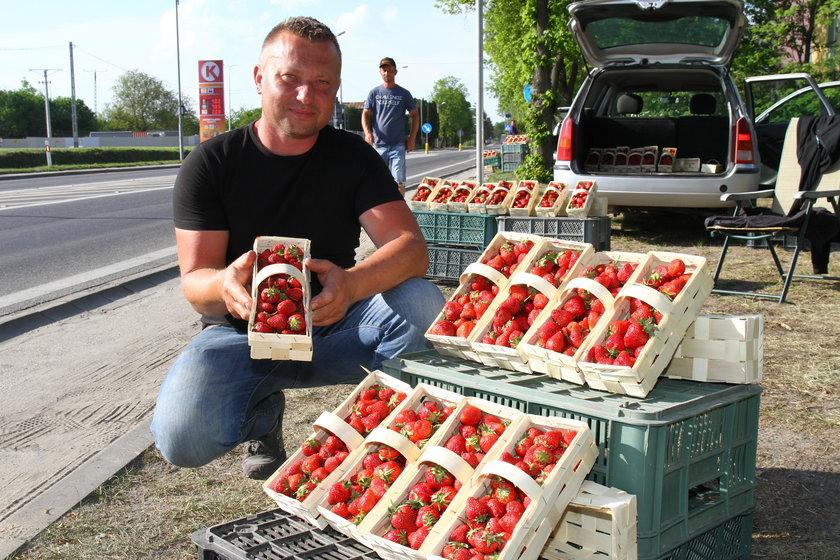Są już polskie truskawki