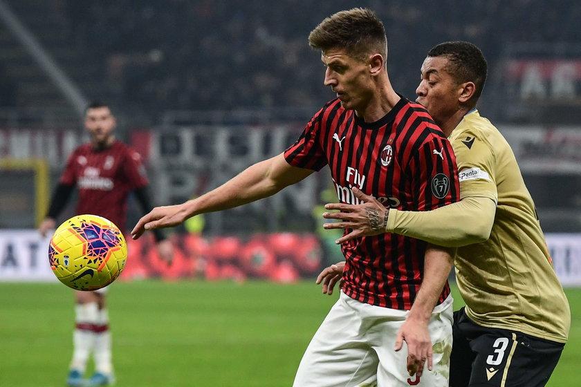 Anglicy woleliby dokonać transakcji wymiennej i oferują Włochom swoich zawodników w formie rozliczenia.