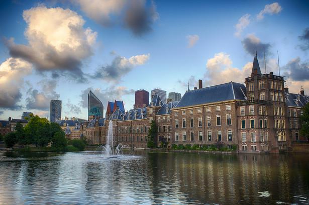 Holandia Haga budynek parlamentu