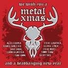 "Różni Wykonawcy - ""We Wish You A Metal Xmas And A Headbanging New Year"""